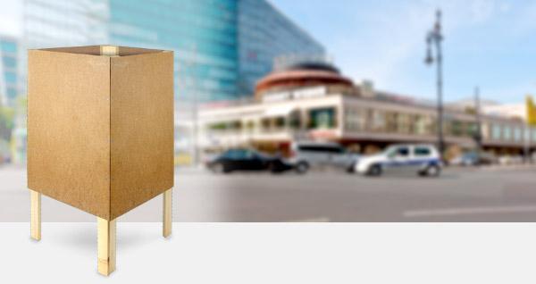 Weitflächenplakatierung günstig online kaufen bei McPoster.com