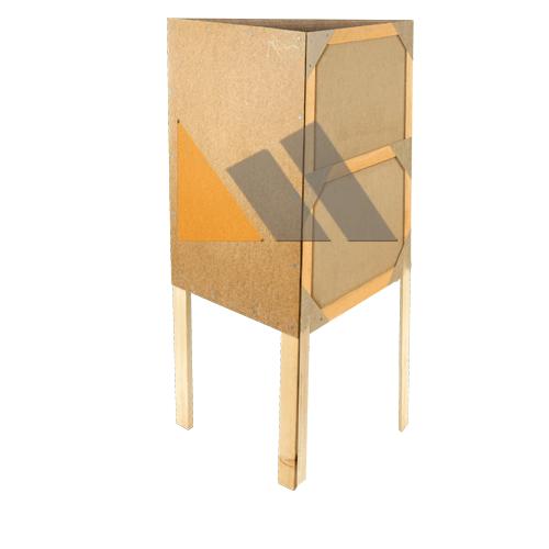 Dreieckständer Professinal XL | McPoster.com