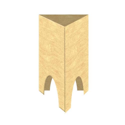 Dreieckständer Flat | McPoster.com