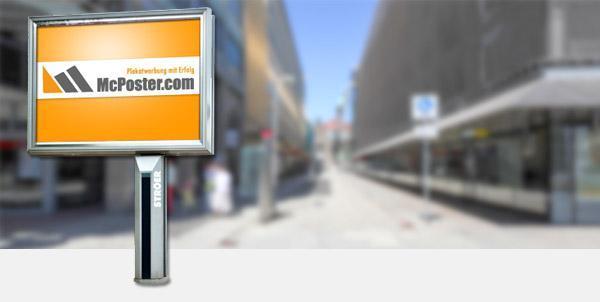 Erstellen eines gesonderten Tourenplanes günstig online kaufen bei McPoster.com