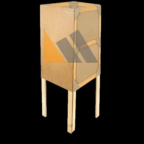 Viereckständer Professinal XL | McPoster.com