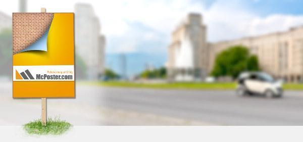 Richtungsplakatierung mit Aufklebern günstig online kaufen bei McPoster.com