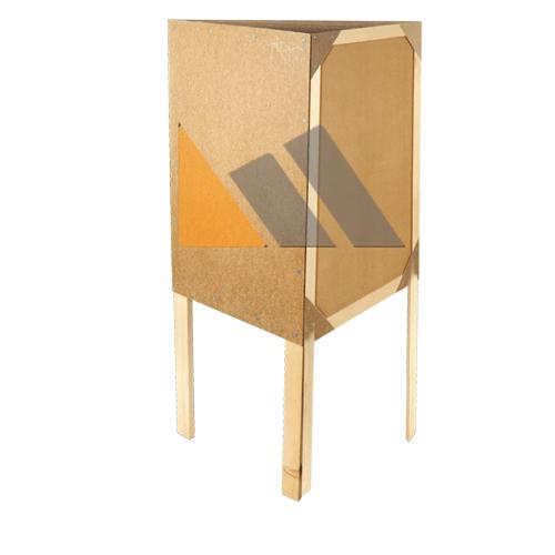 Dreieckständer Professinal | McPoster.com